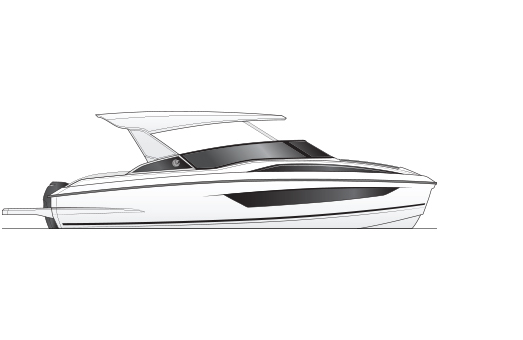 black and white rendering of the Aquila 32