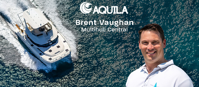 An interview with Multilhull Central director Brent Vaughan